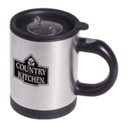 12 oz. Stainless Steel Stir Mug