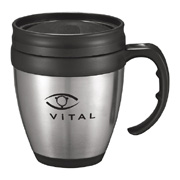 Java Desk Mug - 14 oz.