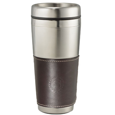 Cutter & Buck Amer Classic Leather Tumbler