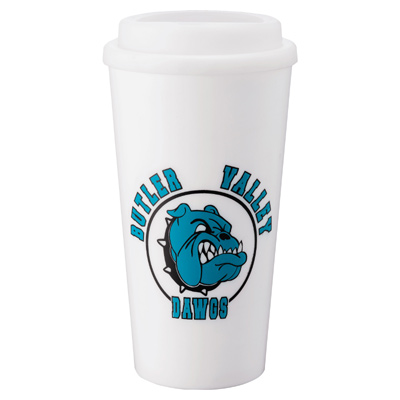 Mega Double-Wall Plastic Tumbler - 16 oz.