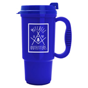 Commuter 16 oz. Auto Mug - Bright Colors