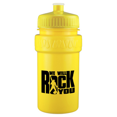 16 oz. Mini Muscle Bottle - Push/Pull Lid