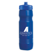 26 oz. Recycled Bottle - Push Pull Lid