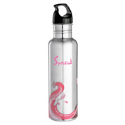 25 oz. Stainless Wave Water Bottle