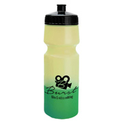 Screen 24 oz. Cool Color Change Bottle