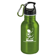 17 oz. Wide-Mouth Stainlesss Steel Sports Bottle