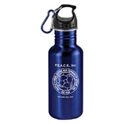 20 oz. Wide-Mouth Stainless Steel Sports Bottle