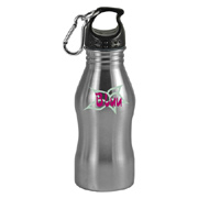 17 oz. Contour Stainless Steel Sports Bottle