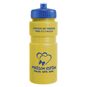 20 oz. Opaque Recreation Bottle With Push/Pull Lid