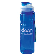 Pop-Up Straw Water Bottle