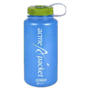 Nalgene Translucent Wide Mouth Water  Bottle - 32 oz.