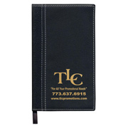 Enterprise Two-Tone Vinyl Soft Cover Planner