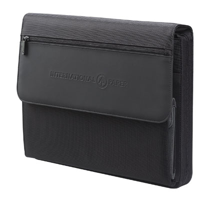 MicroTek Deluxe Zippered Padfolio