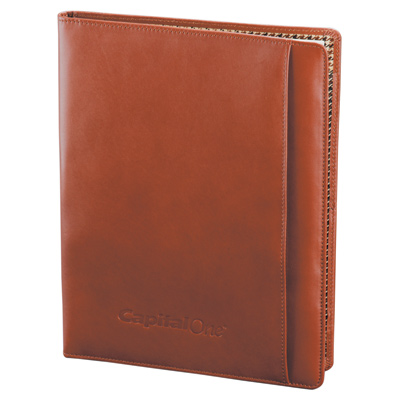 Cutter & Buck Leather Writing Pad