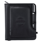 Summit Jr Zippered Padfolio