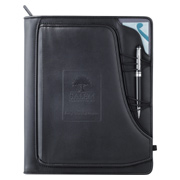 Summit Zippered Padfolio