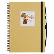 Frame Square Large Hardcover JournalBook