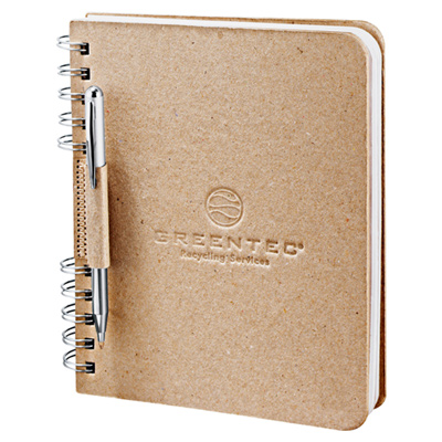 Recycled Cardboard JournalBook