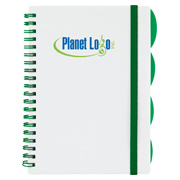 Large Divide Notebook