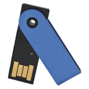 8GB Goldfinger 600 USB Flash Drive