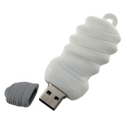 2GB Lightbulb USB Flash Drive