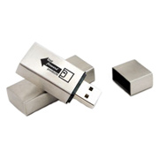 4GB Metal USB Drive 700