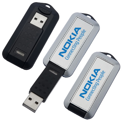 4GB Fandango Flash Drive