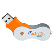 8GB Infinity USB 2.0 Flash Drive