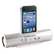 FM Scan Radio With iPhone/iPod/MP3 Stereo Dock