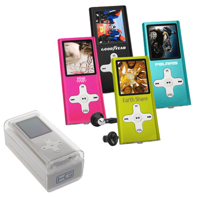 2GB Juba Portable Media Player