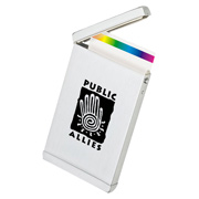 Flip-Out Business Card Case