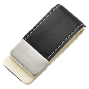 PU Leatherette Money Clip