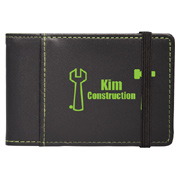 Cardholder With Money Clip