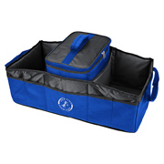 Collapsible 2-in-2 Trunk Organizer