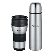 Auto Performance Tumbler & Flask Gift Set