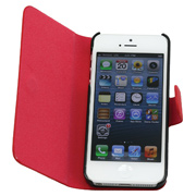Simulated Leather Case for iPhone 5