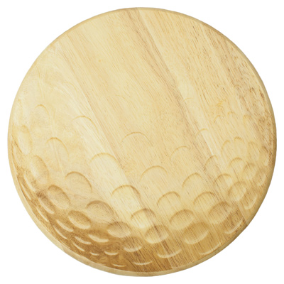 Golf Ball Cutting Board/Serving Tray