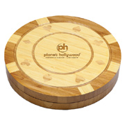 Casino Cutting Board/Serving Tray