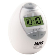 Digital Egg Shaped Kitchen Timer