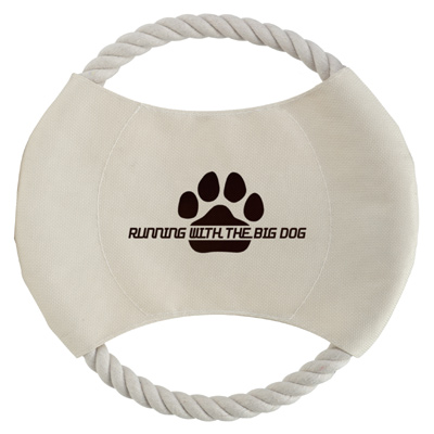 Toss N Chew Dog Disc