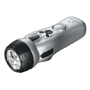 Dynamo Multi-Function Flashlight