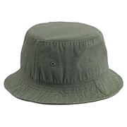 Garment Washed Cotton Twill Bucket Hat
