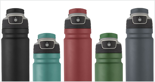 Coleman 24 oz. Freeflow Stainless Steel Hydration Bottle