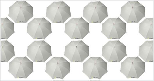 """46"""" Auto Open Aluminum Honeycomb Umbrella"""