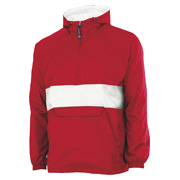 Classic Charles River Striped Pullover