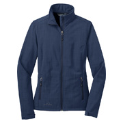 Eddie Bauer Ladies Shaded Crosshatch Soft Shell Jacket