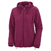 Columbia Women's Benton Springs Full-Zip Fleece Hoodie