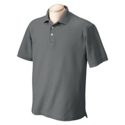 Chestnut Hill Men's Performance Plus Pique Polo