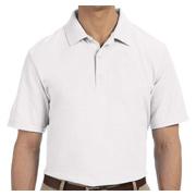 Gildan Adult 6.8 oz. Pique Polo - White