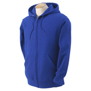 Fruit of the Loom 8 oz. Best 50/50 Full-Zip Hood